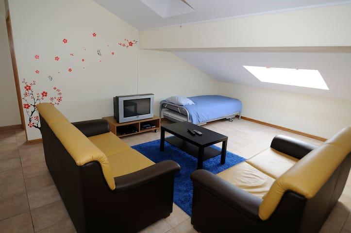 Apartamento a 400m da praia na Torreira - Torreira - Apartamento