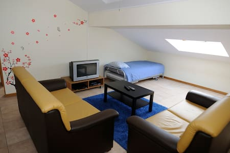 Apartamento a 400m da praia na Torreira - Appartement