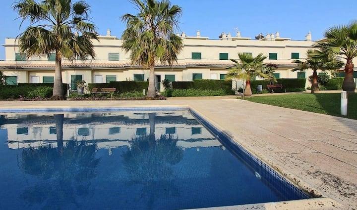 Fuseta Sunset Villas | Pool Villas Fuseta Algarve