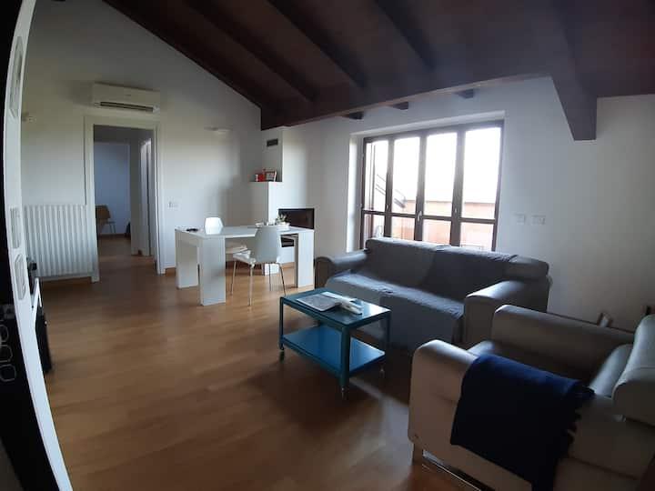 Milano San Bovio - House / Loft