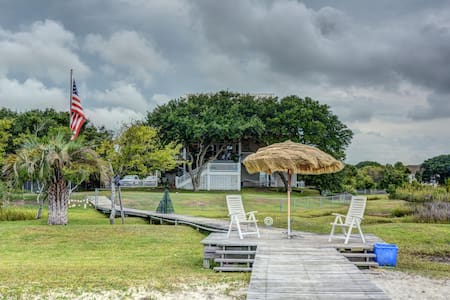 Intracoastal water way apartment - Sneads Ferry - Daire