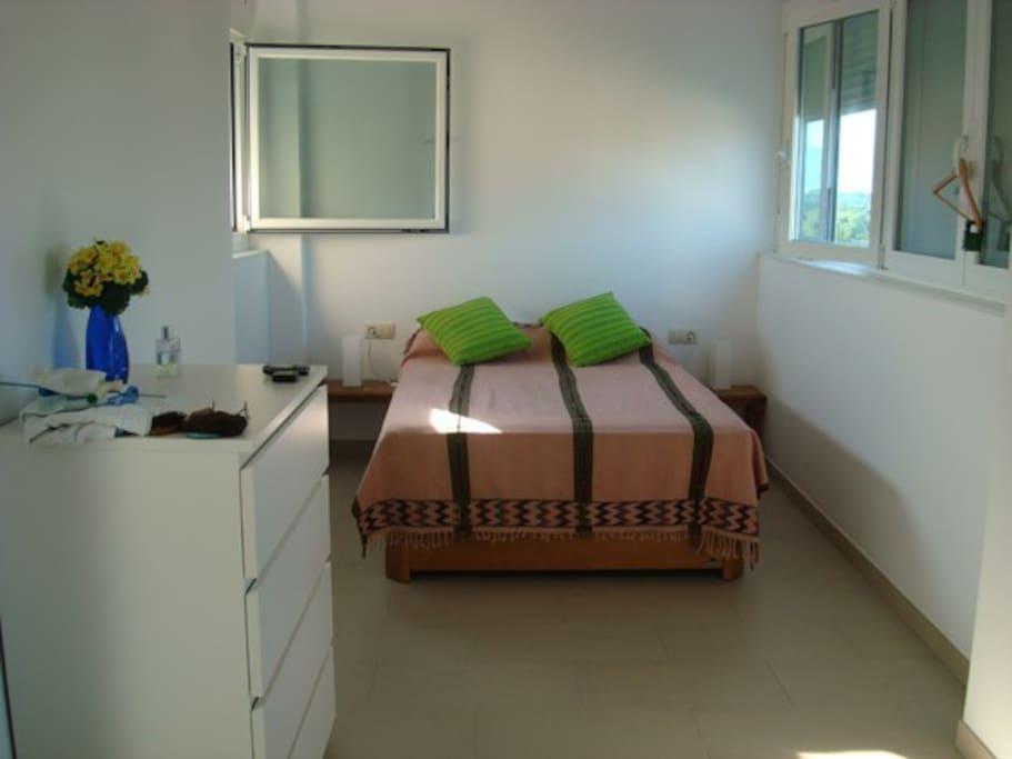 Dormitorio 1 - Matrimonio