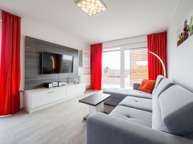 Apartma Orglec