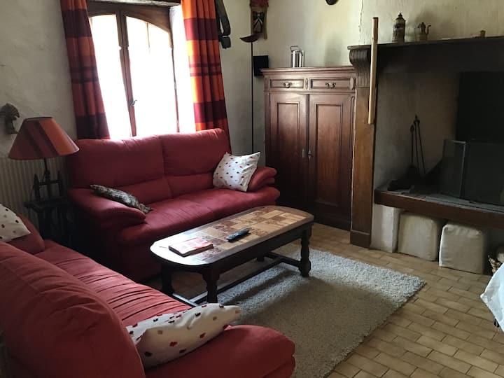 Maison de village tout confort