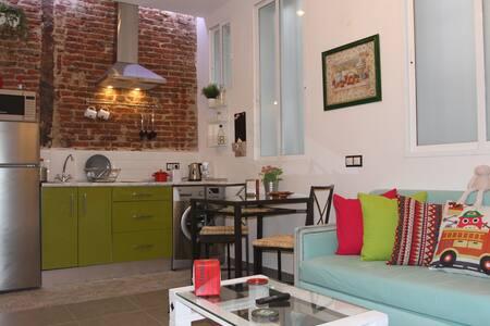 Bonito apartamento en Lavapies (bis)