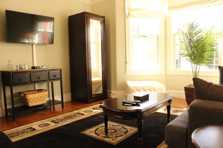 Cole Valley One Bedroom