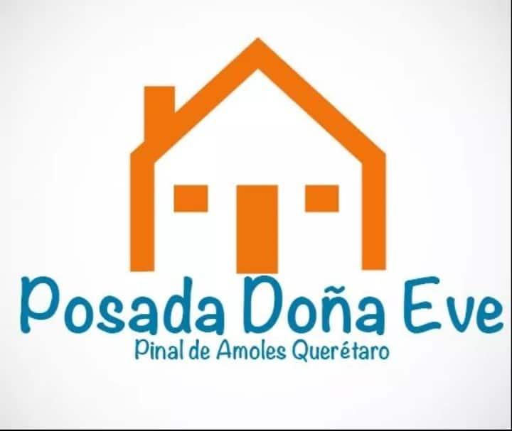 Posada Doña Eve Pinal de Amoles.  Cel.4427123307