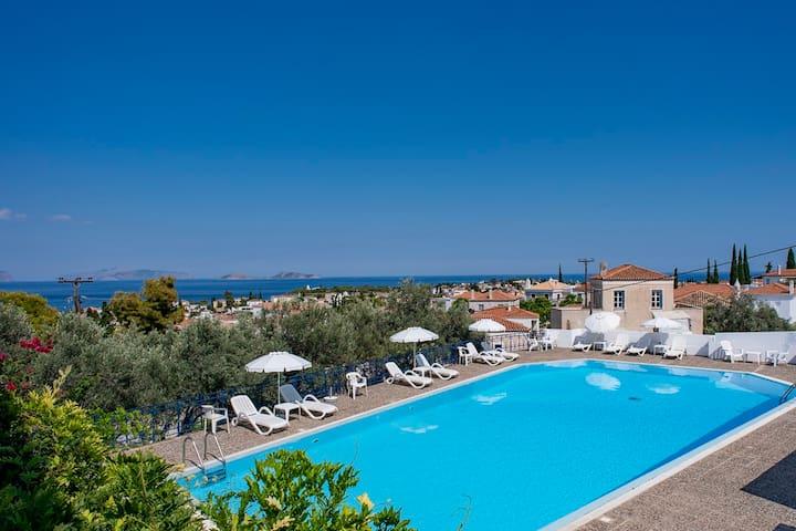 Spetses island vacation house