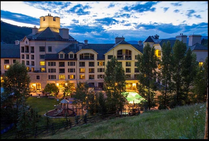 Elegance in the Center of BEAVER CREEK VILLAGE!