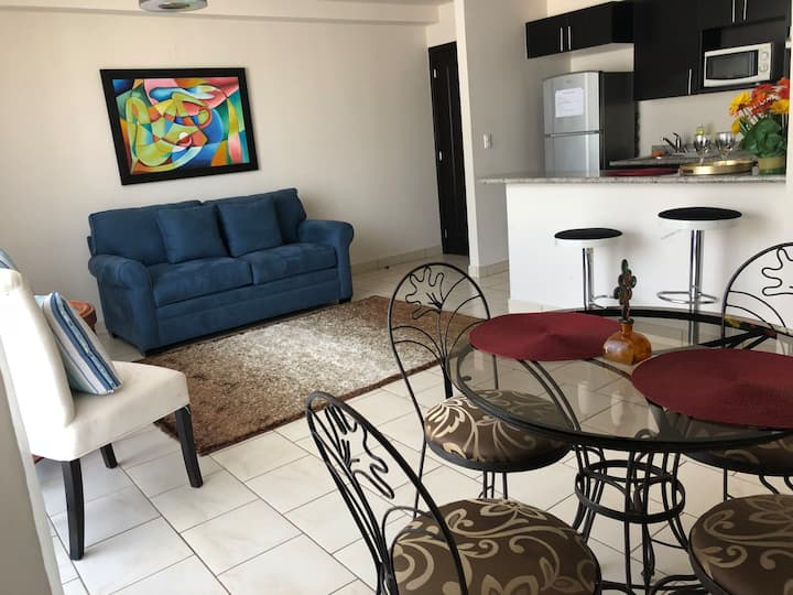 Ecovivienda Fully Furnished Apartment