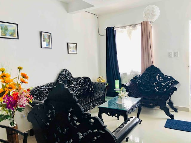 Holiday House  with 2 bedrooms in White Beach