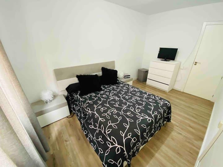 Preciosa habitación en el centro de Murcia.