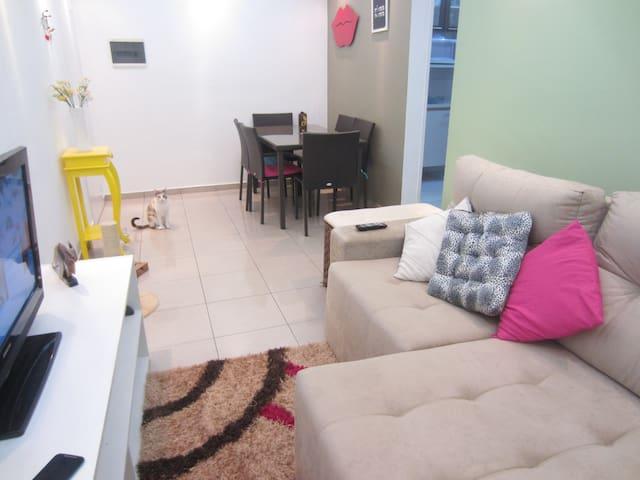 Great room 11 km from the GRU Airport - Jardim Sao Judas Tadeu - Byt