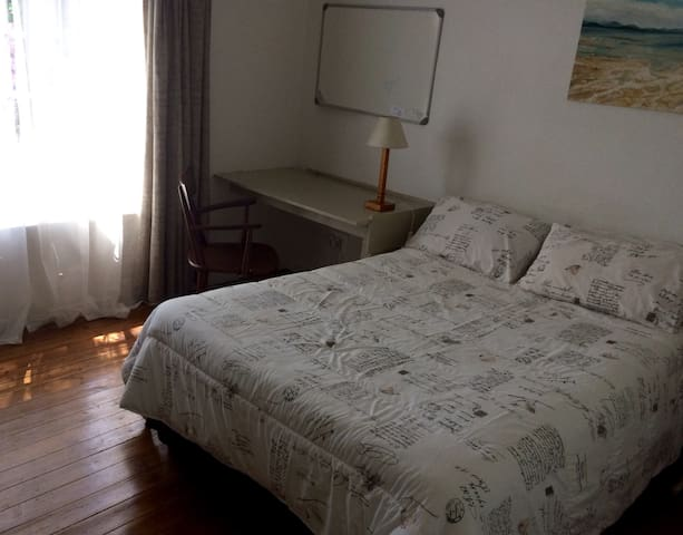 Double bedroom, exclusive use of separate bathroom - Cidade do Cabo - Casa