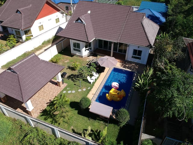 River Side Pool Villa Pattaya
