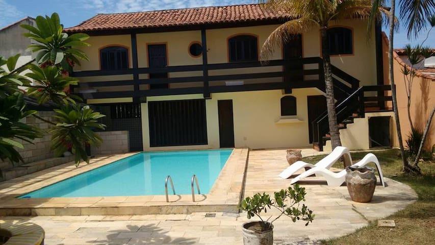 Casa em São Pedro da Aldeia - São Pedro da Aldeia - Hus