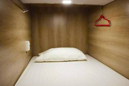 Dorm Capsule Mix Room