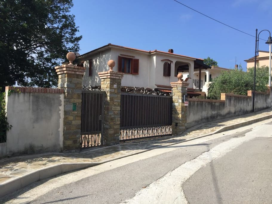 Welcome to Villa Anna