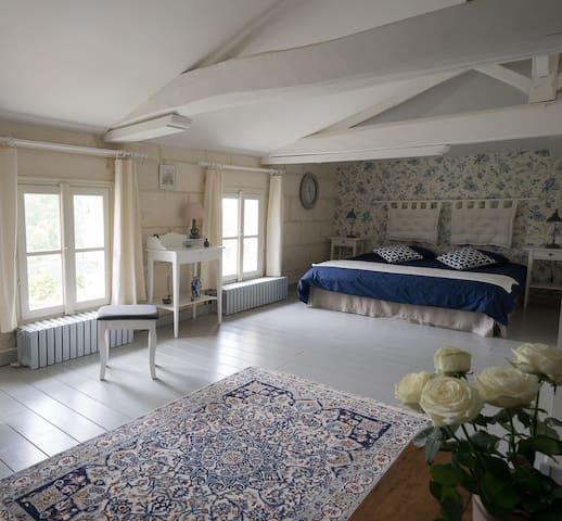 Jolie - Pont-l'Abbé-d'Arnoult - Bed & Breakfast