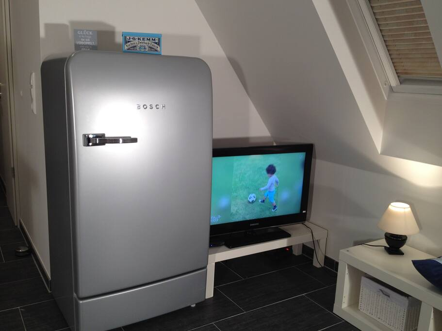Der XL Kühlschrank