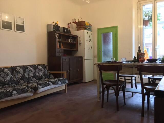 Stanza privata per singolo o coppia - Milan - Appartement