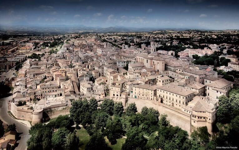 Tranquillità e accoglienza nel centro storico - Jesi