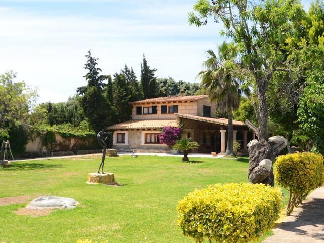 V. Sculptors House - Alcudia - Villa