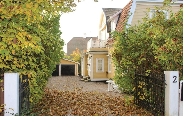 Holiday apartment with 4 bedrooms on 150 m² in Nyköping