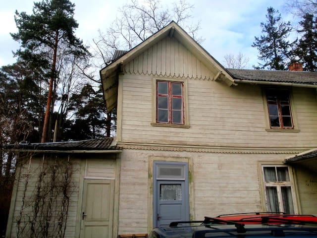 Licitis. Historical touch apartment. - Jūrmala