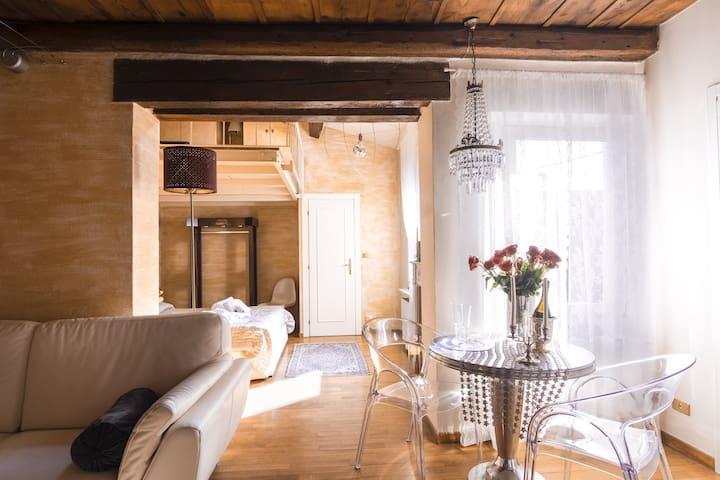 La Soffitta di Giulietta - Design Loft