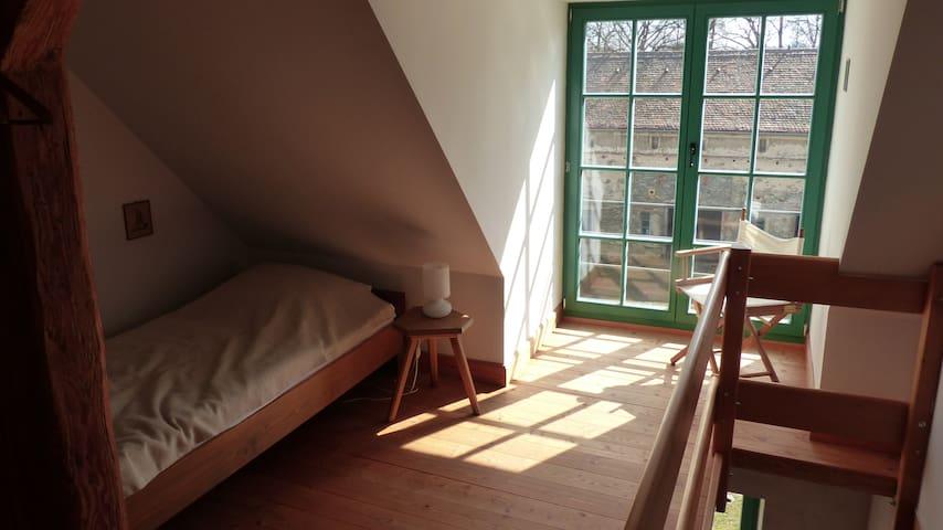Ferienwohnung Breiteberg - Gut Großschönau