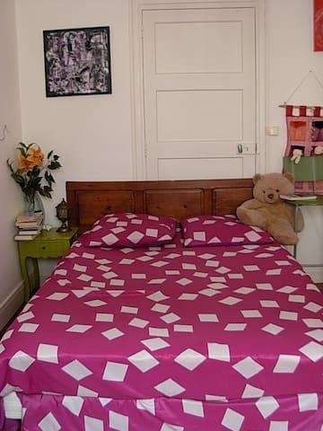 Appart 2 pers Hyper Centre Petite Ville Bretonne - Questembert - Appartement