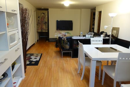 The apartment is 5 min walk to City Hall, Brooklyn Bridge, best bar, food, close to wall street, Little Italy, Chinatown. Big, Newly renovated. You will love it.