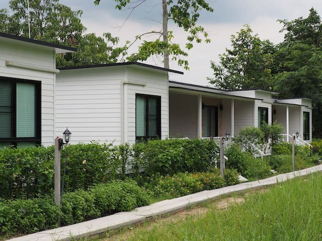 New Resort in heart of Nakhon Nayok  (Room#B2)