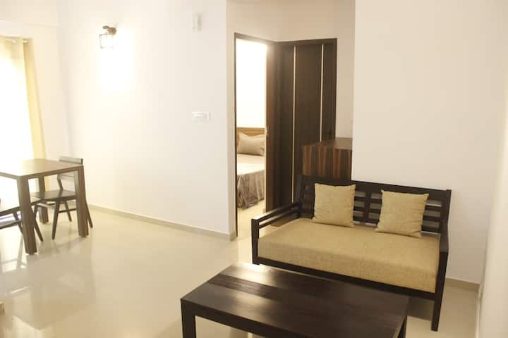Chic 1bhk - WIFI - Tranquil Serviced Apartments