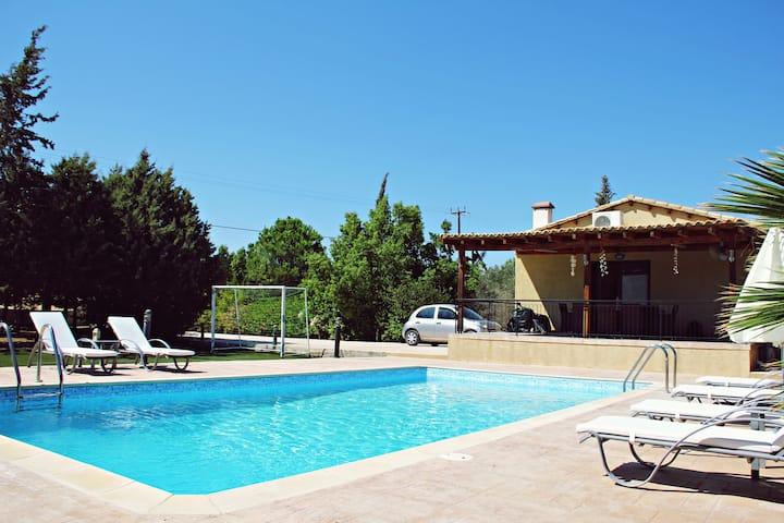 Ithaki Pool Villa