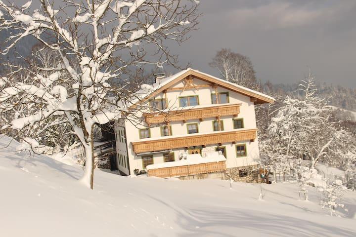 Holiday Home Kruckenhaus (100 m2)