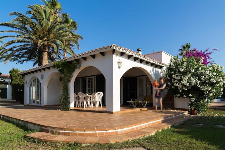 """Villa """"Casa sol y vent Binidali"""""""