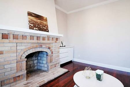 Newly Remodeled Luxury 4BR/2BTH - near GG park! - San Francisco - Apartment