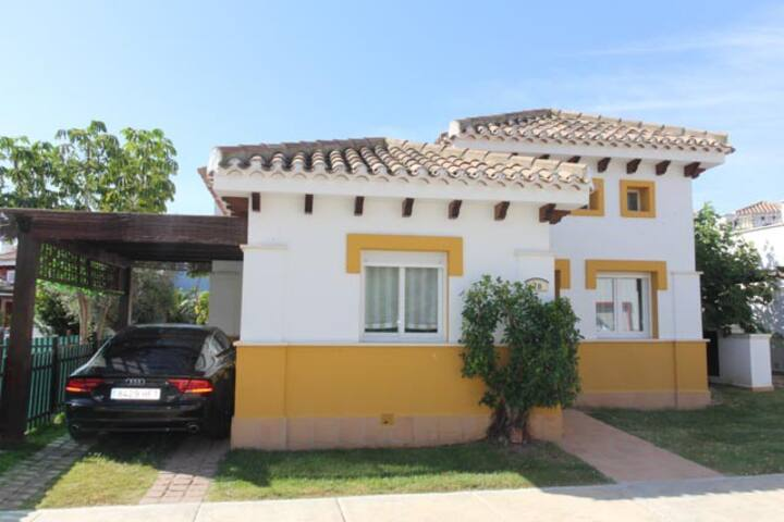 Luxury villa at Resort Mar Menor Golf