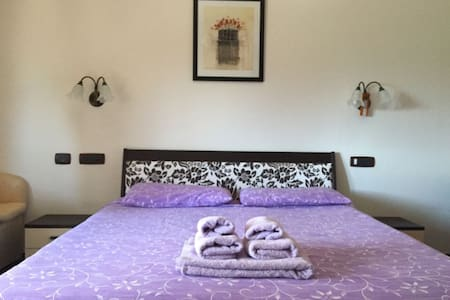 Spacious room in countryside villa - 3 - Ceparana - Villa
