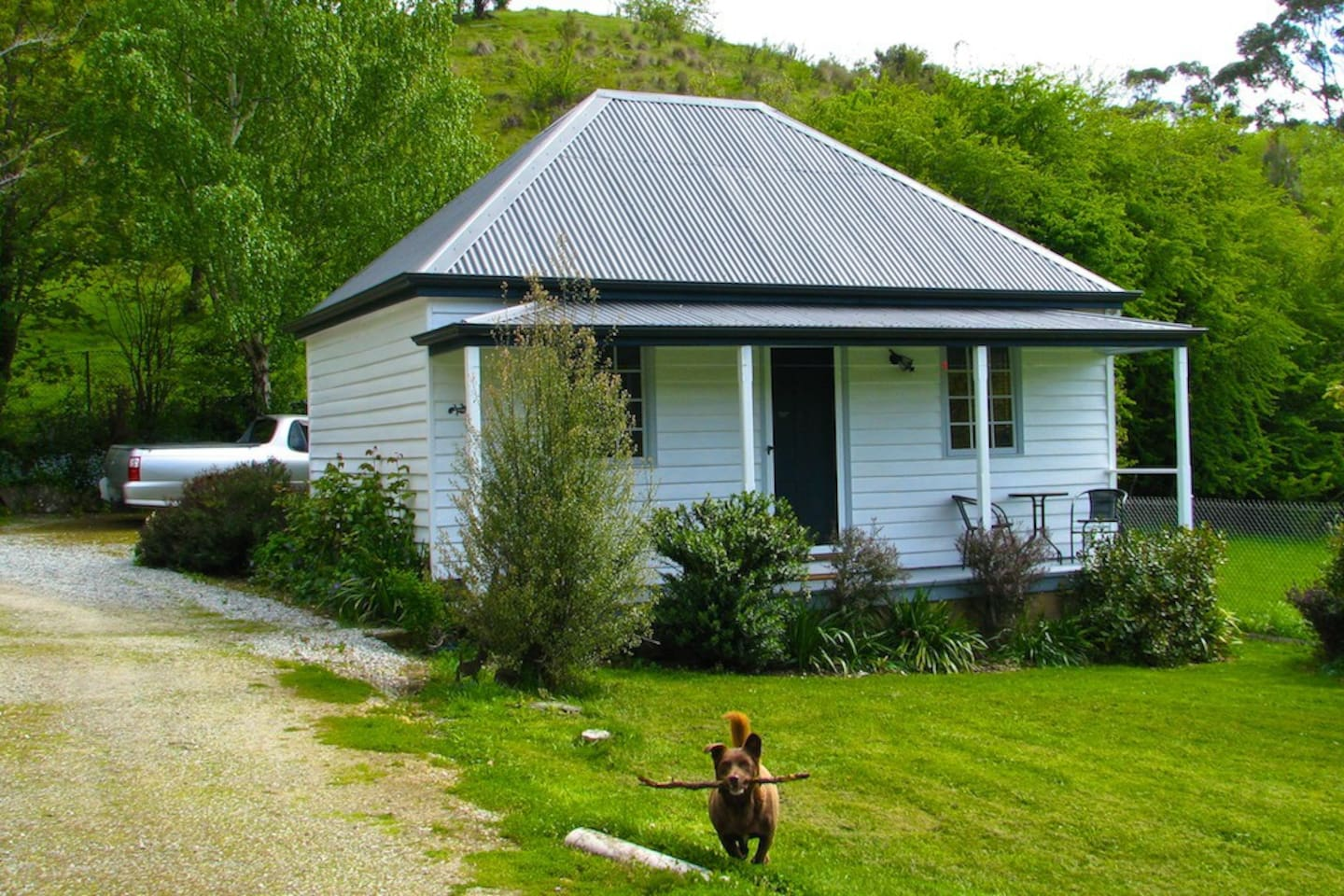 Self Contained cottage