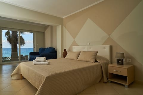 Плайя-дель-Занте - Студия с видом на море