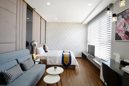 Elegant Home 4-Ben Thanh/Bui Vien- Free Netflix