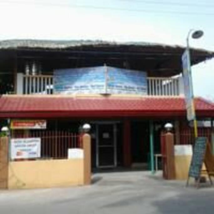 Front Entrance / Restaurant