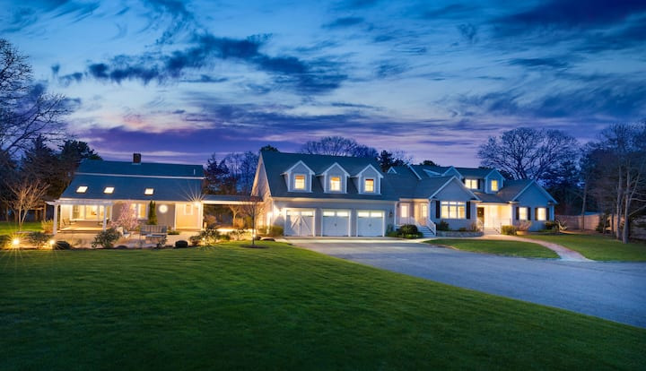 Quintessential Cape Cod Estate