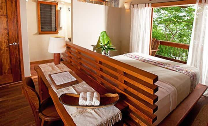 Oceanview Tree House Studio Aqua Wellness Resort