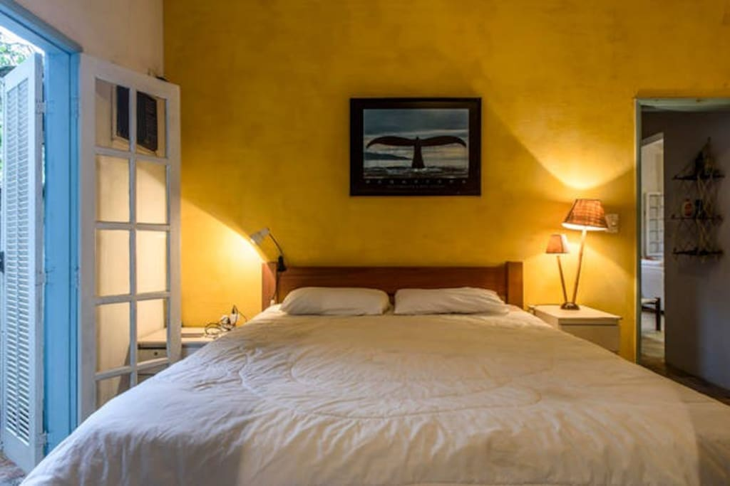Suite Master com ar condicionado / Suite with air cond
