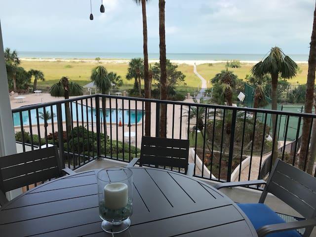 Beach front paradise!