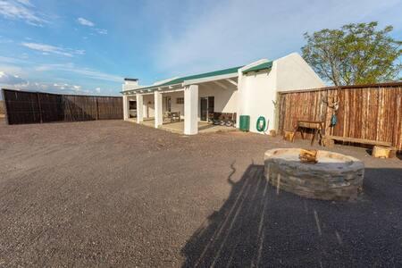 Springbok self catering cottage at Kransplaas